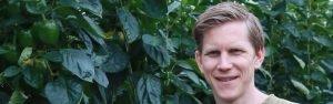 Een nieuwe Bull 4 elektro trekker voor paprika kwekerij Leo v.d. Berg