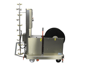 Spraying machines | Steenks Service