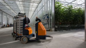 Betrac tow tractor | Berg Hortimotive