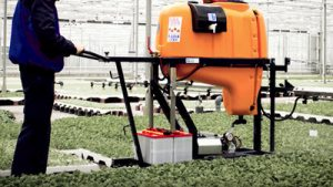 Empas spray cart | Empas spray trolley