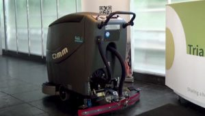 New cleaning machines