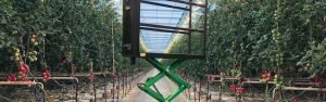 Moeiteloos van betonpad naar buisrail met de Control Lift 3000 | Steenks Service