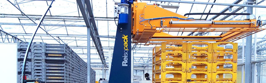 Reisopack strapping machine | Steenks Service