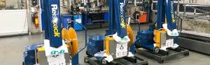 Strapping machines for the packaging industry | Steenks Service