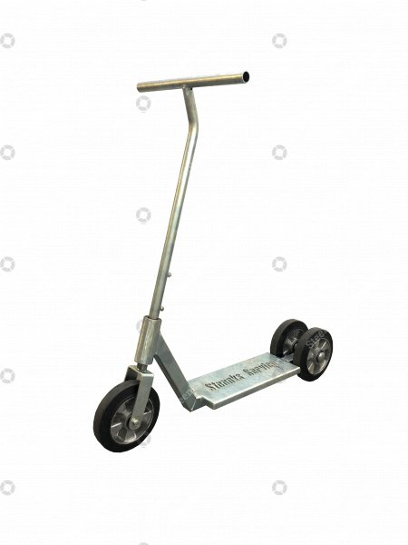 Inline scooter